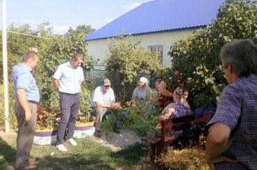 В районе проходят встречи участников предварительного голосования партии «Единая Россия» с избирателями