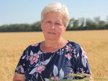 Светлана Шмыгун более 30 лет работает в агрономической службе