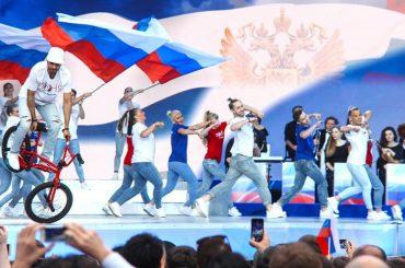 Тима Белорусских, PLC и яркий фейерверк: афиша празднования Дня России в краевой столице и Брюховецкой