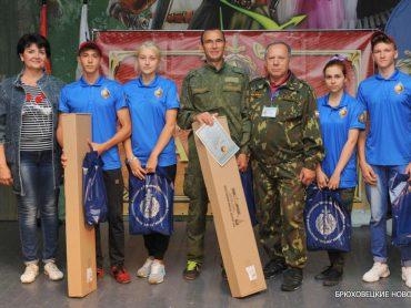 Чепигинцы завоевали «серебро» форума «Альфовец» в Москве