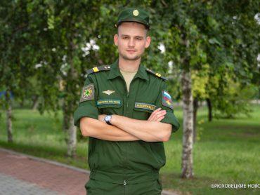 Иван Запорожец стал победителем Всероссийского конкурса «Воздушные рубежи — 2019»