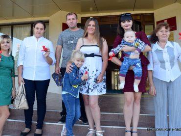 7 семей получили ключи от новых квартир