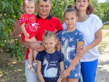 Семья Галаган стала победителем всероссийского конкурса «Семья года»
