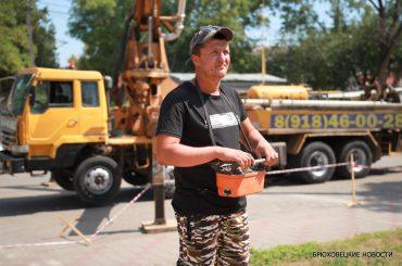 День строителя. Фирма «Факел» отмечает юбилей