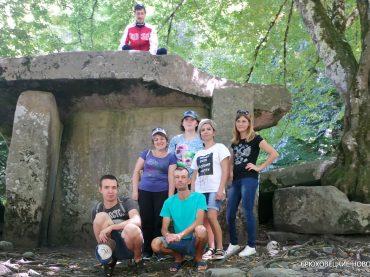 Спортсмены с ограниченными возможностями здоровья побывали в Гузерипле