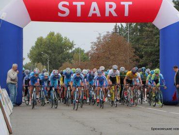 В Брюховецкой финишировали Всероссийские соревнования по велоспорту