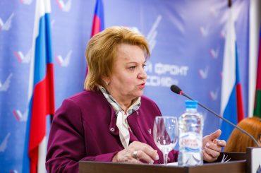 Любовь Попова: Ответы на вопросы избирателей дают сразу