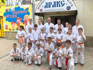Клуб «Аракс» открыт для всех