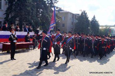 На главной площади Тимашевска прошел праздник в честь Дня Кубанского казачества