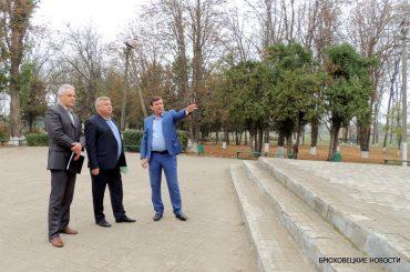 Национальные проекты — в приоритете: Владимир Лыбанев провел в Переясловской совещание