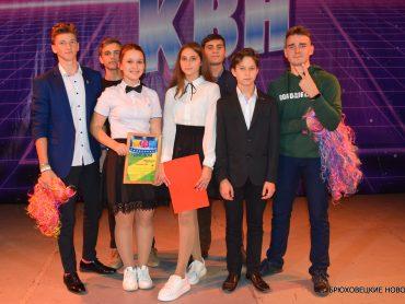 КВН: «Двойной зефир» стал лучшим на муниципальном этапе, а «Кавабанга» не прошла в полуфинал