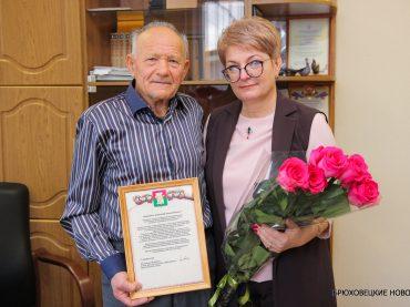 Пятьдесят лет возглавлял коллектив: Александр Донцов отмечает юбилей