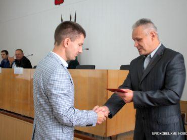 Избран председатель совета молодых депутатов