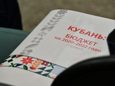 Семьдесят процентов бюджета Кубани на 2020 год будет направлено на финансирование госпрограмм социальной направленности