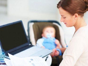 Молодым мамам помогут: центр занятости провел стратегическую сессию