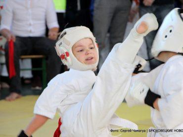 В «Атланте» прошли краевые соревнования по киокушинкай-каратэ