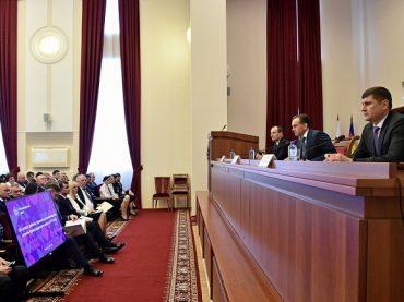 На Кубани завершилась работа по нацпроекту «Международная кооперация и экспорт» на 2019 год