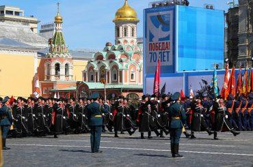 В 2020 году кубанские казаки будут участвовать в юбилейном параде Победы в Москве