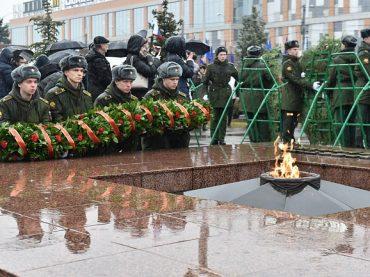 Ветераны Кубани почтут память безымянных героев, павших во время Великой Отечественной войны