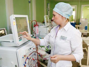 В 2019 году медицинские учреждения Краснодарского края получили около пяти тысяч единиц специализированной техники в рамках нацпроекта