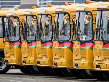 В 2019 году школы Краснодарского края получат сто восемьдесят девять новых автобусов