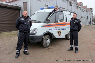 Брюховецкому аварийно-спасательному отряду исполнилось восемнадцать лет