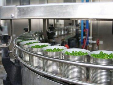 В 2019 году производители Кубани выработали свыше 171 млн условных банок зеленого горошка