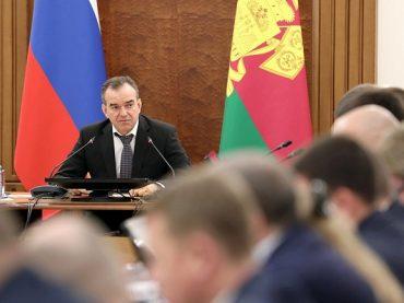 Кондратьев: необходимо предоставить МСП Кубани новые меры поддержки