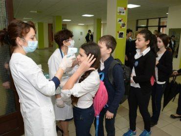 В Краснодарском крае заболеваемость гриппом в 4 раза ниже эпидемического уровня