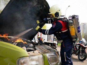 Кубанские пожарные и спасатели провели командно-штабные учения