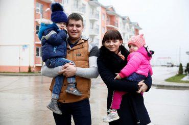 На Кубани более 1,6 тыс. многодетных семей за два года получили льготную ипотеку