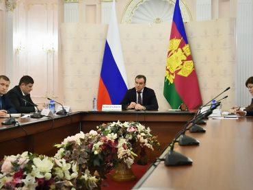 Зампред Правительства РФ поддержал инициативу губернатора Кубани по оптимизации жилищного строительства