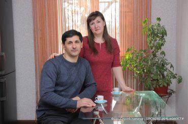 Семья Маркитант из станицы Новоджерелиевской пришла на помощь жителям Литвы