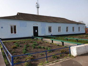 В рамках нацпроекта «Культура» в Новом селе ремонтируют сельский клуб