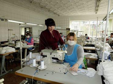 Предприятия химотрасли Кубани многократно увеличили производство антисептических средств