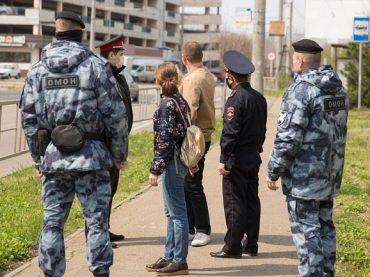 Контроль над соблюдением карантина кубанцами осуществляют 884 мобильных отряда
