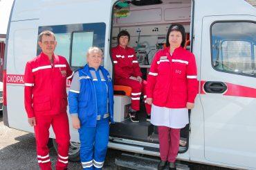 «Скорая» не оставит больного без помощи: 28 апреля отмечается День работников скорой медицинской помощи