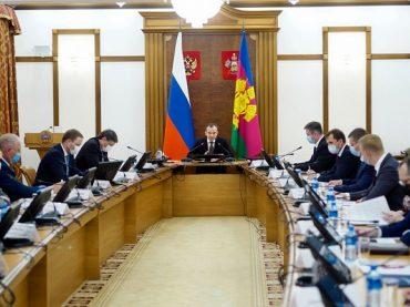 Губернатор Кубани поручил повысить качество работы с обращениями жителей края