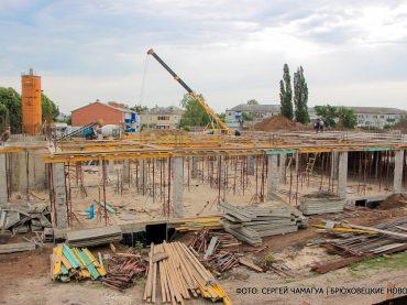 В Брюховецкой строят новую школу: масштабная стройка идет в южной части станицы