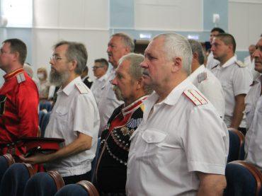 В Брюховецком районе выбрали атамана