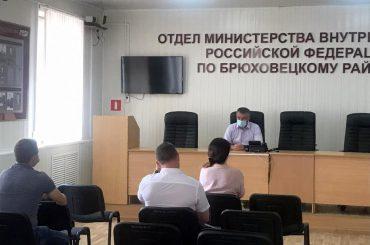 Преступность снизилась, телефонные мошенничества увеличились: Отдел МВД доложил об итогах работы за прошедшее полугодие