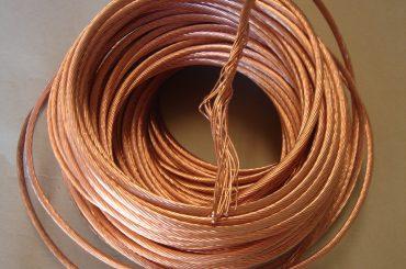 Украл медный кабель на 22 тысячи рублей