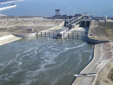 Уровень воды Краснодарского водохранилища может достигнуть критической отметки