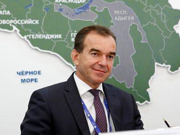 Губернатор Краснодарского края рассказал о влиянии продовольственного эмбарго на Кубань.