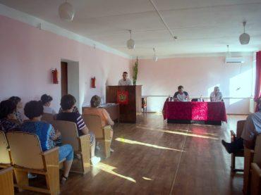 Результаты важнее слов: в Чепигинской обсудили  результаты социально-экономического развития Краснодарского края