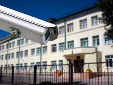 Безопасность детей под контролем. Кубанские школы оборудовали камерами видеонаблюдения