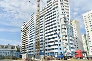 Ввод жилья на Кубани увеличился на 5%