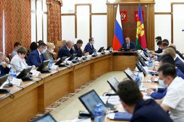 В Краснодарском крае по нацпроектам освоили уже 52% от годового финансирования