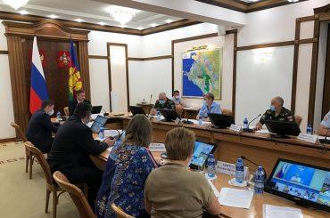На Кубани около 7 тыс. призывников сдадут тест на COVID-19