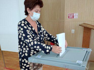 Сделали свой выбор: официальные результаты голосования в Брюховецком районе